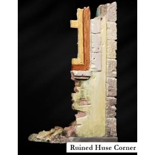 Runed house corner