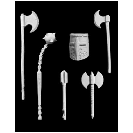 Medieval Weapons I