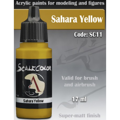 SAHARA YELLOW