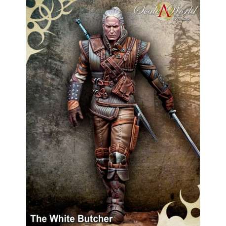 THE WHITE BUTCHER