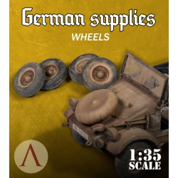 GERMAN SUPPLIES - WHEELS