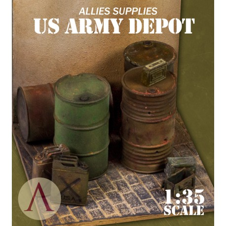 US ARMY DEPOT