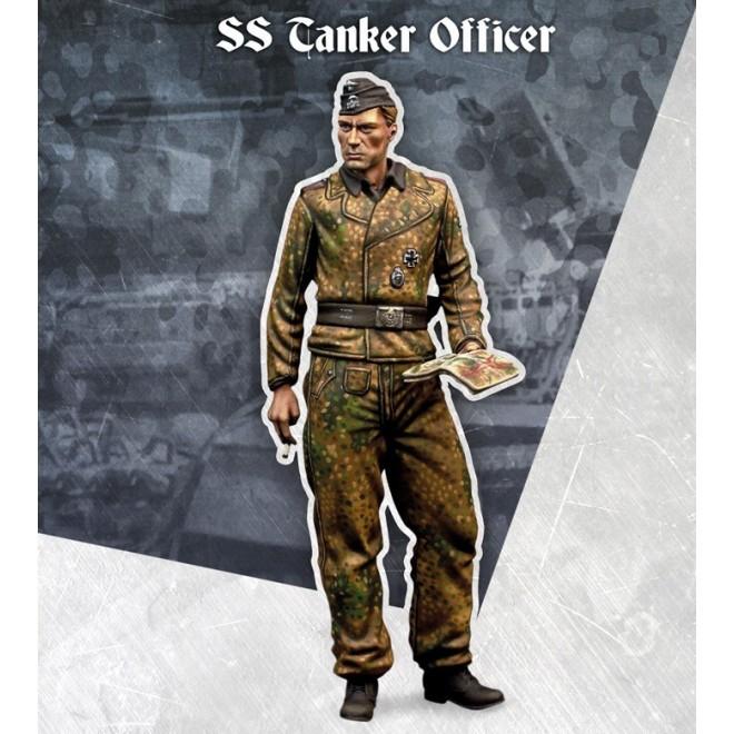 SS TANKER OFFICER