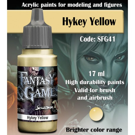 HYKEY YELLOW