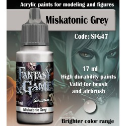 MISKATONIC GREY