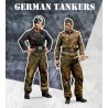 GERMAN TANKERS 1/48