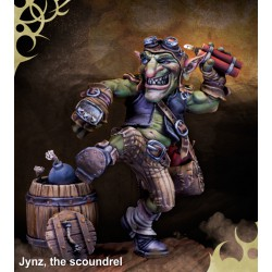 JYNZ THE SCOUNDREL