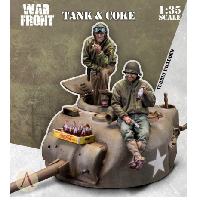 TANK & COKE