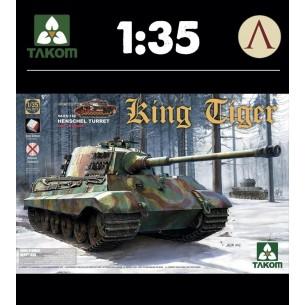 KING TIGER HENSCHEL TURRET