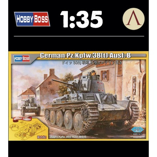 GERMAN Pz 38T