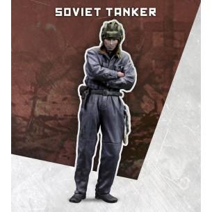 SOVIET TANKER