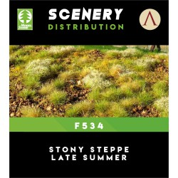 STONY STEPPE LATE SUMMER