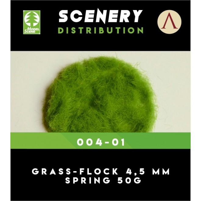 GRASS-FLOCK 4,5MM SPRING 50G