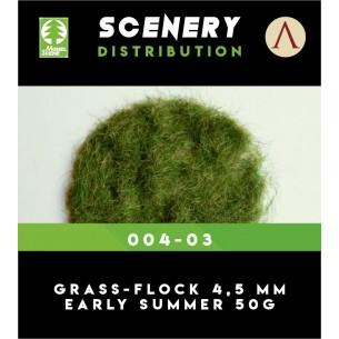 GRASS-FLOCK 4,5MM EARLY SUMMER 50G