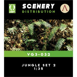 JUNGLE SET 2 1:35