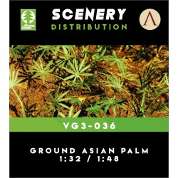 GROUND ASIAN PALM 1:32 / 1:48
