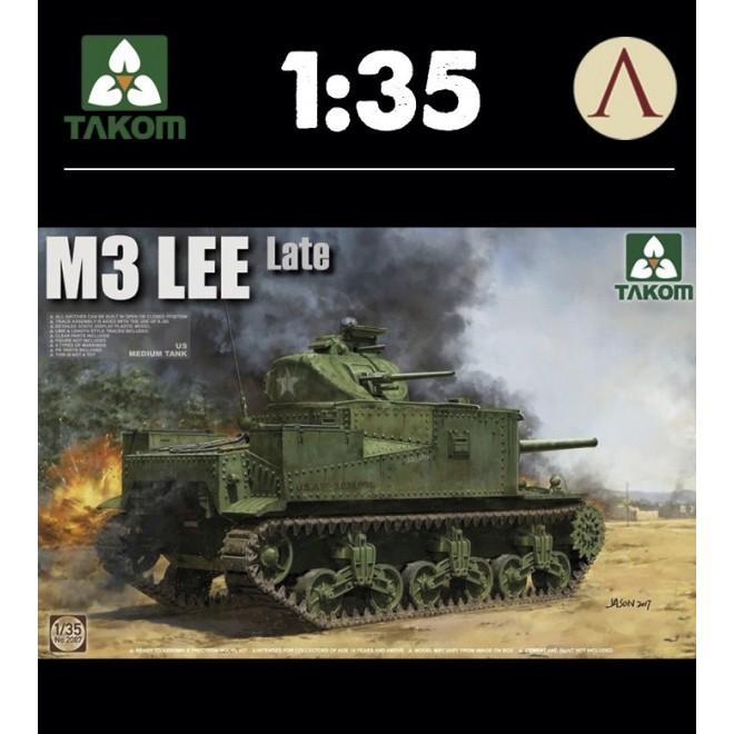 M3 LEE LATE