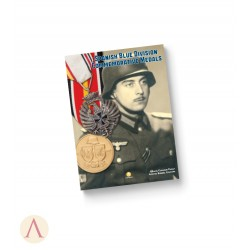 SPANISH BLUE DIVISION COMMEMORATIVE MEDALS