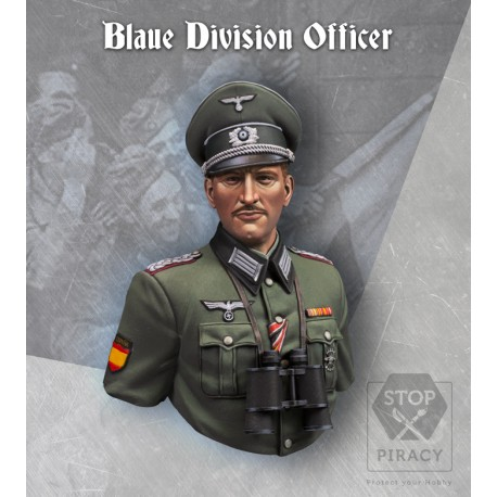 BLAUE DIVISION OFFICER