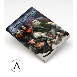 FALLEN FRONTIERS - THE ART BOOK