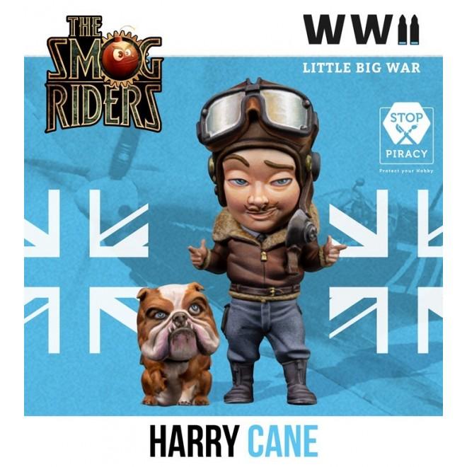 HARRY CANE