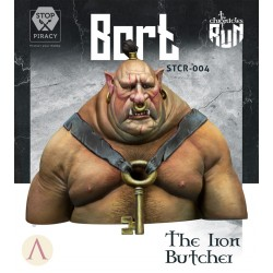 BORT THE IRON BUTCHER