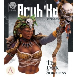 ARUK'HA THE DARK SORCERESS