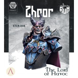 ZHOOR THE LORD OF HAVOC