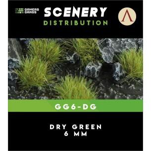 DRY GREEN 6MM