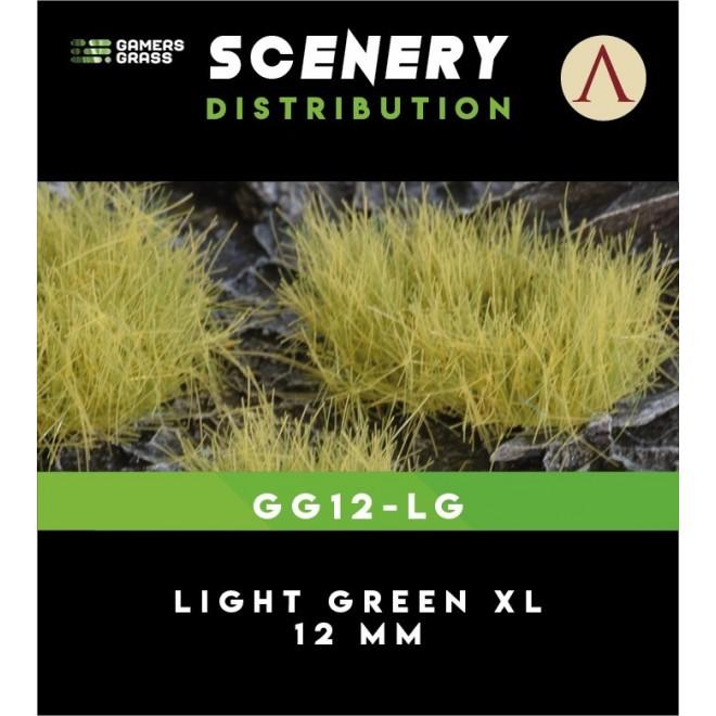 LIGHT GREEN XL 12MM