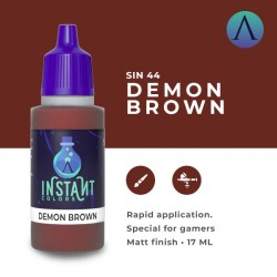DEMON BROWN