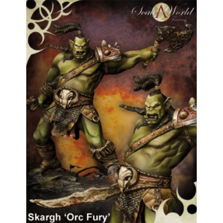 Shargh Orc Fury