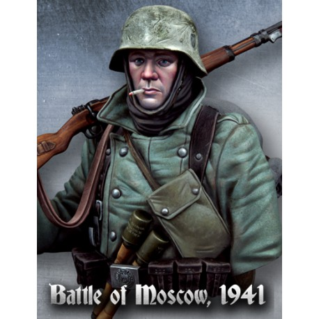 Battle of Moscow, 1941
